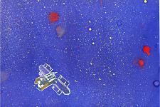 Автор: Ковалев Никита   Космическая одиссея