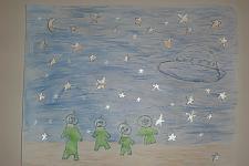 Автор: Тихонович Светлана   Космическая одиссея