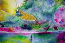 Автор: Тихонова Анастасия   Космическая одиссея