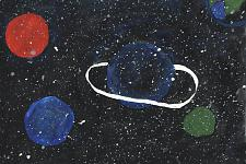 Автор: Арутюнян  Аревика   Космическая одиссея