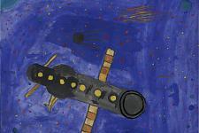 Автор: Никитчин Никита   Космическая одиссея
