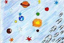 Автор: Яруллин Даниил   Космическая одиссея