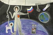 Автор: Узиенко Екатерина   Космическая одиссея