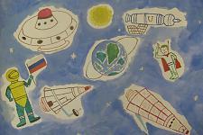 Автор: Мешков Павел   Космическая одиссея
