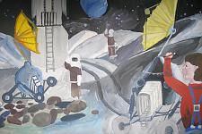 Автор: Яковец Даша   Космическая одиссея