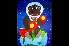 Автор: Щёкотова Анастасия, Якубовская Екатерина   Космическая одиссея