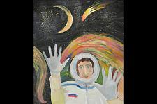 Автор: Сохацкая Мария   Космическая одиссея