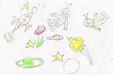Автор: Вахитов Айгиз   Космическая одиссея
