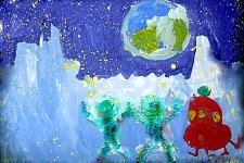 Автор: Маслова Кристина   Космическая одиссея