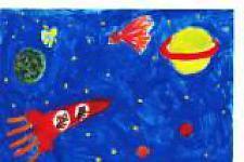 Автор: Колычева Алина   Космическая одиссея