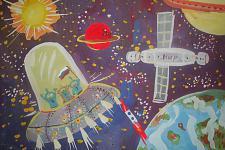 Автор: Плаксунов Саша   Космическая одиссея