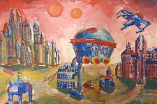 Автор: Кузнецов Саша   Космическая одиссея