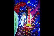 Автор: Рыбаченко Соня   Космическая одиссея