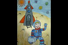 Автор: Еремин Руслан   Космическая одиссея