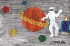 Автор: Карпунин Ефим   Космическая одиссея