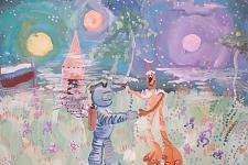 Автор: Дмитриев Даниил   Космическая одиссея
