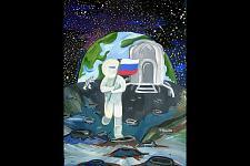 Автор: Зайнилов Виктор   Космическая одиссея