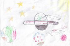 Автор: Галактионов Константин   Космическая одиссея