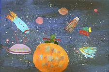 Автор: Артем Савельев   Космическая одиссея