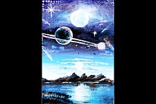 Автор: Ширенбай Жандос   Космическая одиссея