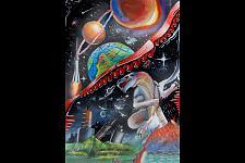 Автор: Анаркулов Ислам   Космическая одиссея