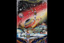 Автор: Давлетшин Ринат   Космическая одиссея