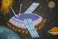 Автор: Колмагорова Ксения   Космическая одиссея