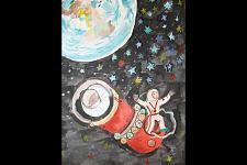 Автор: Верман Виктория   Космическая одиссея