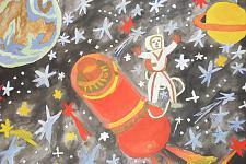 Автор: Тишкина Елизавета   Космическая одиссея