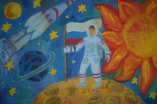 Автор: Петракова Наталья   Космическая одиссея