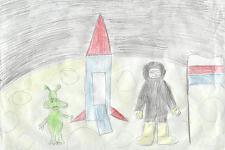 Автор: Козлова Вероника   Космическая одиссея