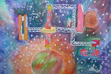 Автор: Морозов Валерий   Космическая одиссея