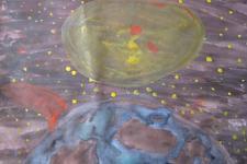 Автор: Мамедова Софья   Космическая одиссея