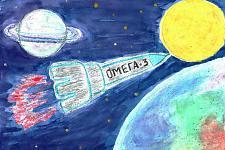 Автор: Власов Алексей   Космическая одиссея