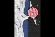 Автор: Халдурдыева Энежан   Космическая одиссея