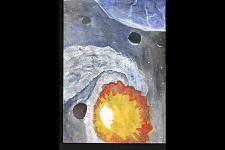 Автор: Зверева Виктория   Космическая одиссея