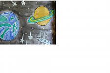 Автор: Кокулина Настя   Космическая одиссея