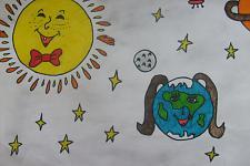 Автор: Герасимова Дарья   Космическая одиссея