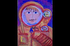 Автор: Тухватуллина Эльвина   Космическая одиссея
