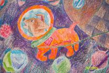 Автор: Зиганшина Ангелина   Космическая одиссея