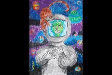 Автор: Медяник владлена   Космическая одиссея