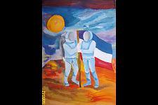 Автор: Кадыров Радмил   Космическая одиссея