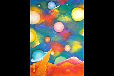 Автор: Губайдуллина Гузель   Космическая одиссея