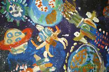 Автор: Князькин Серёжа   Космическая одиссея