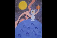 Автор: Харитонова Настя   Космическая одиссея