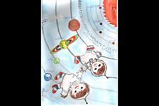 Автор: Антаманов Даниил   Космическая одиссея