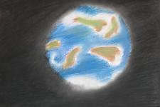 Автор: Иутина Настя   Космическая одиссея