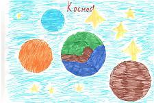 Автор: Кошкаров Сергей   Космическая одиссея
