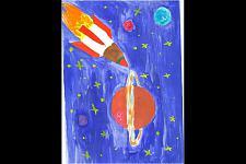Автор: Пухов Даниил   Космическая одиссея