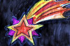 Автор: Карасёв Андрей   Космическая одиссея